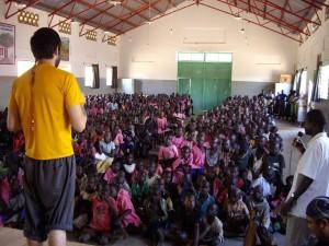 class in africa